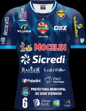 Camisa Galo Futsal 2021 Oficial – Infantil Azul